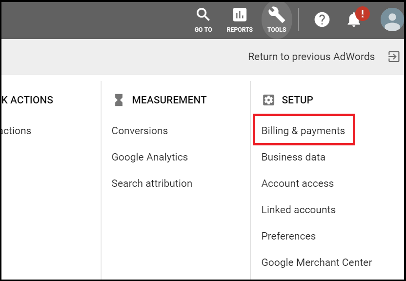 AdWords-bills-and-payments