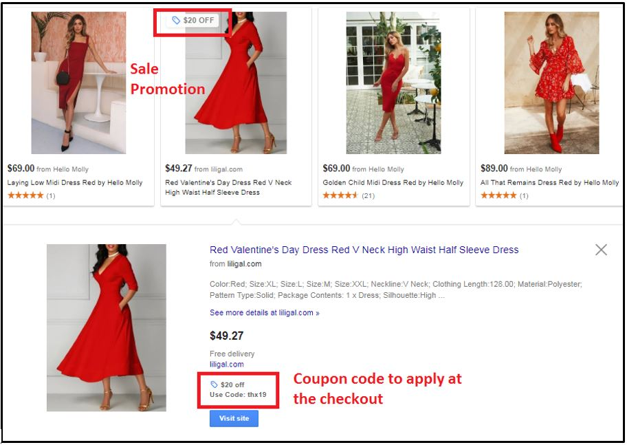shopping-promotion-buy-red-dress-online