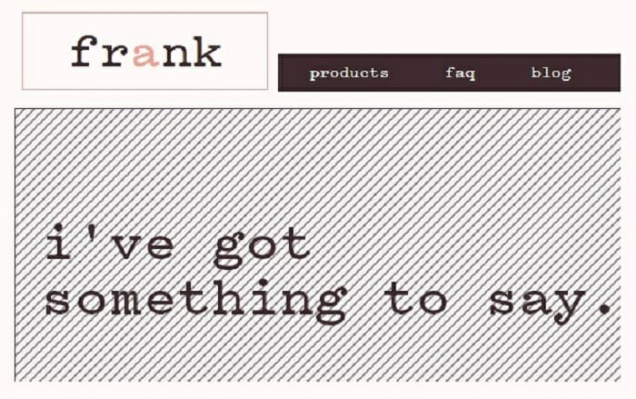 Frank Body's Ecommerce Content Marketing