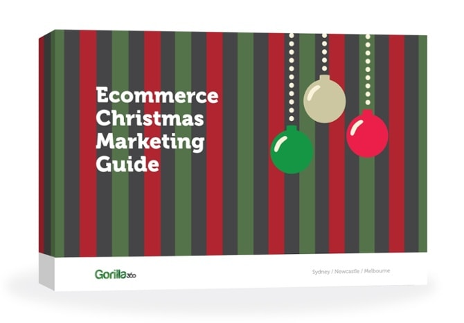 Our Christmas Ecommerce Marketing Guide