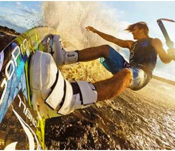 using a go pro for extreme sports