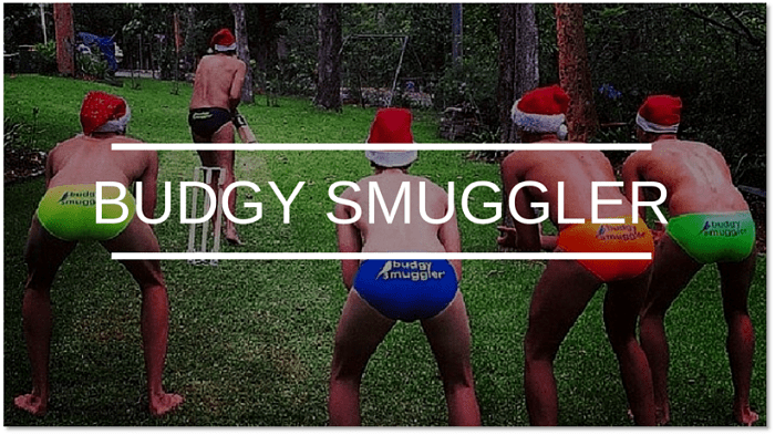Budgy Smuggler's email content marketing