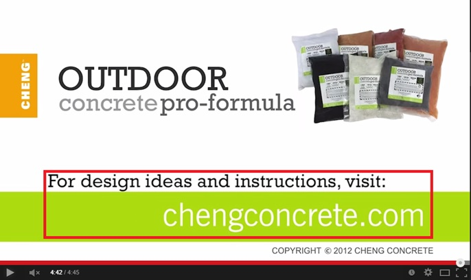 Cheng concrete content marketing call to action