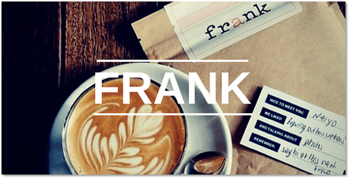 Frank Body user generated content