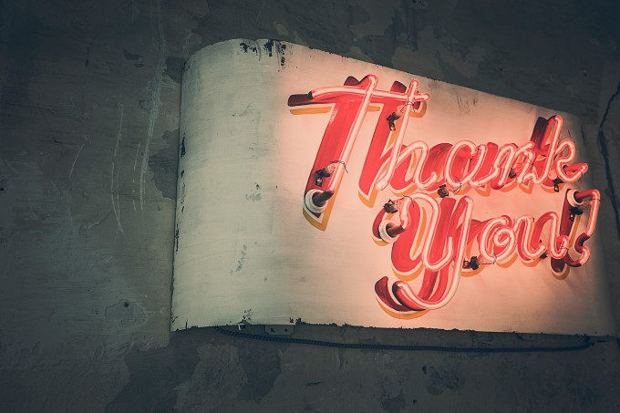 do you subcribers thank you for your email marketing?