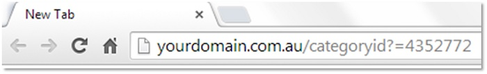 This is an example of a good SEO friendly URL