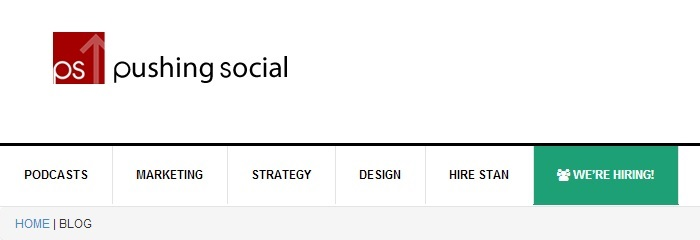 How Pushing Social Builds His Email List