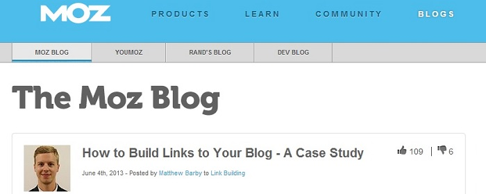 How To Build Links To Your Blog