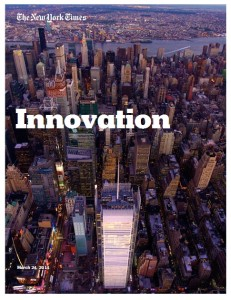 The New York Times Innovation Report