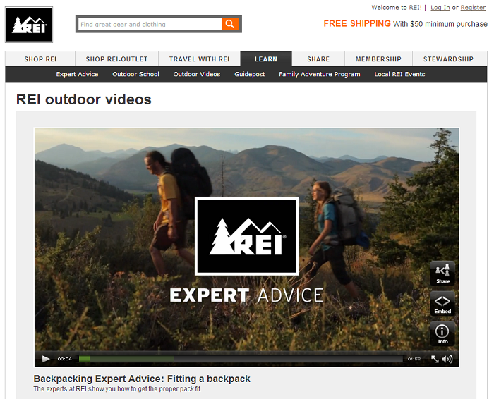 REI Resources Link Building Examples