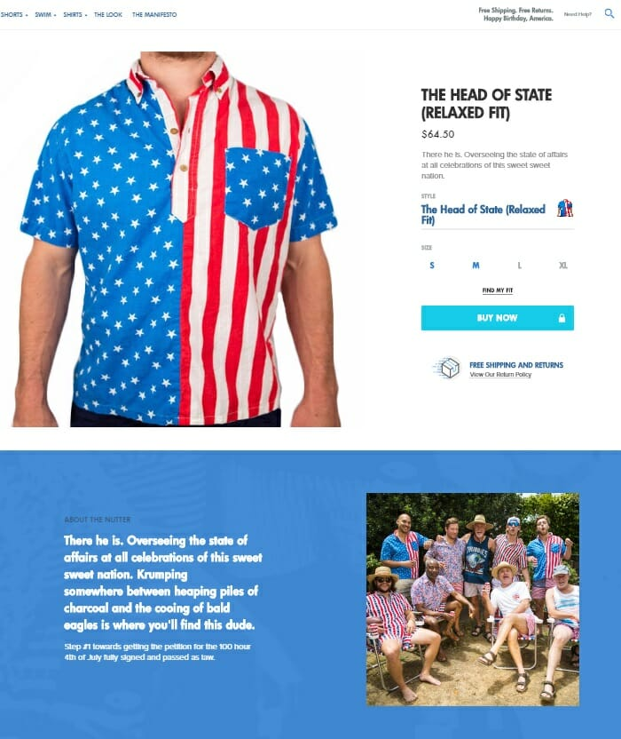 Chubbies_product_page_ecommerce_copywriting.jpeg