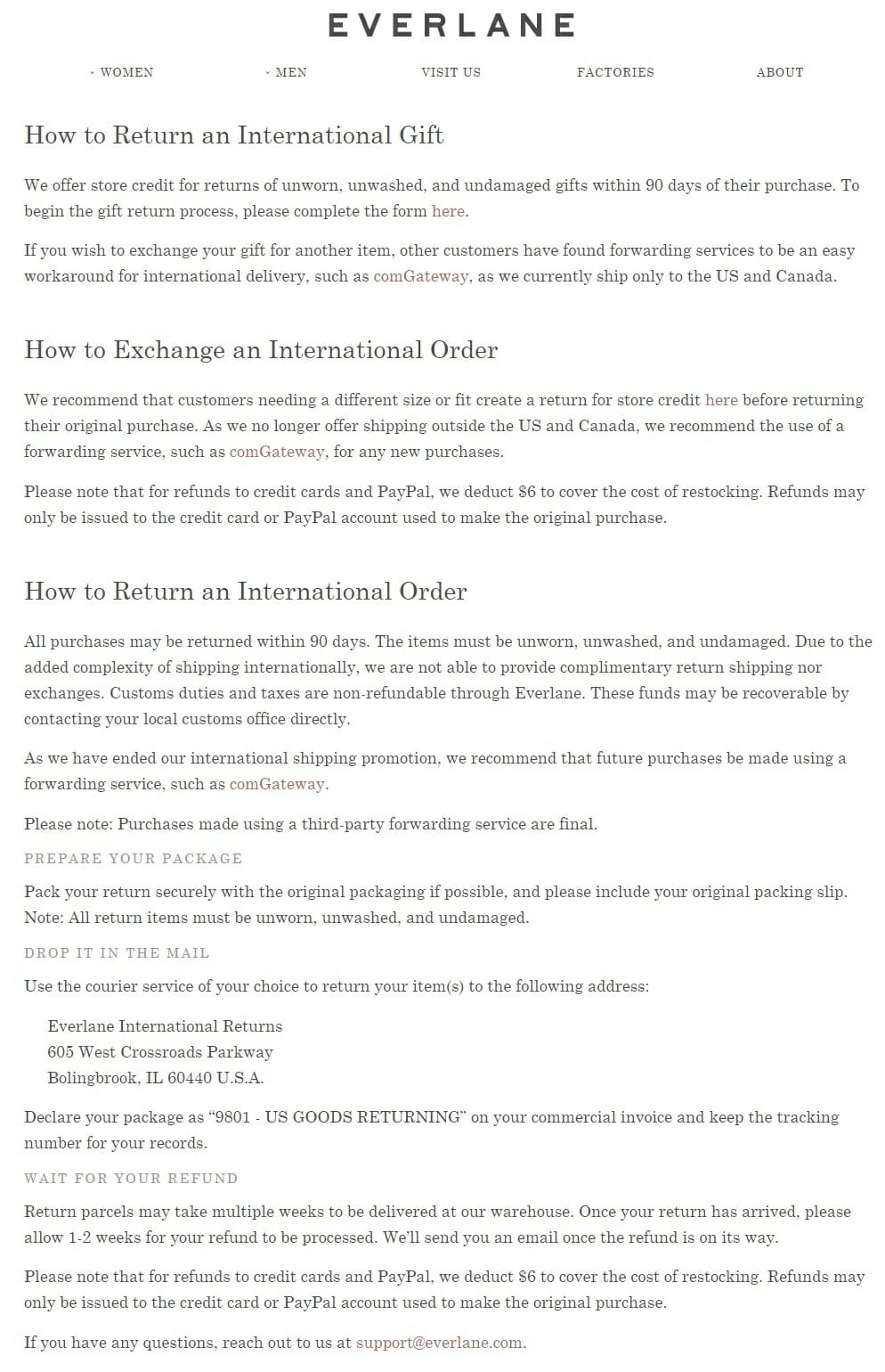 Everlane_International_delivery_FAQ_page.jpeg